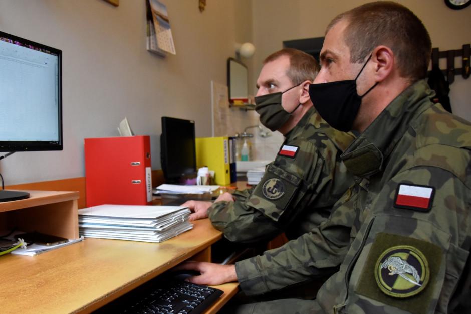 Lubuskie: Żołnierze wspierają szpitale w regionie