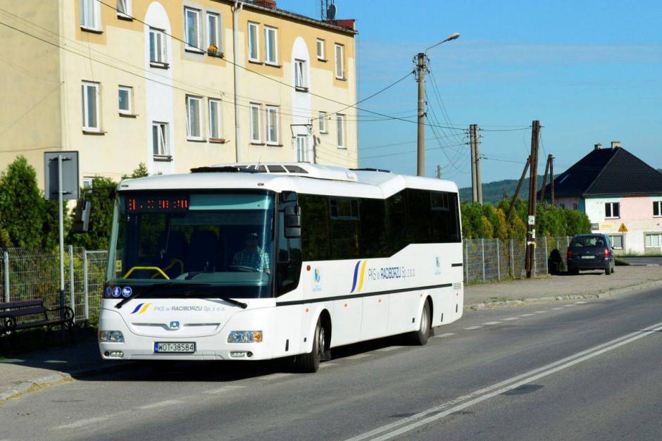 Dofinansowanie przewozów autobusowych. 800 mln zł do wzięcia