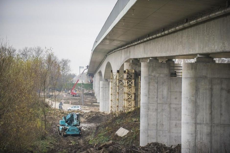 W Sylwestra otwarcie mostu łączącego Małopolskę i Świętokrzyskie