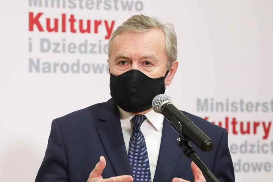 Ministerstwo podejmie wstępne decyzje ws. Funduszu Wsparcia Kultury