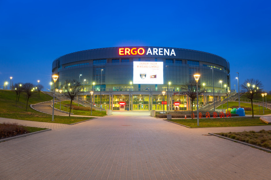 Trójmiasto: Plan zagospodarowania terenów wokół hali Ergo Arena