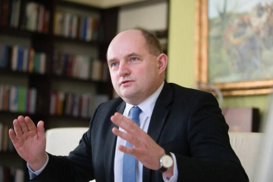 Marszałek z Polski na czele europejskiej organizacji