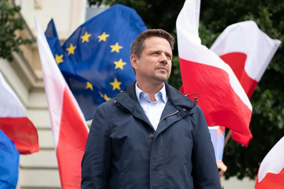 Trzaskowski: Samorządowcy walczą w UE by nie byli karani za łamanie zasad przez PiS