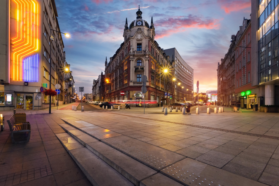 Katowice chcą usunąć z centrum odpady wielkogabarytowe