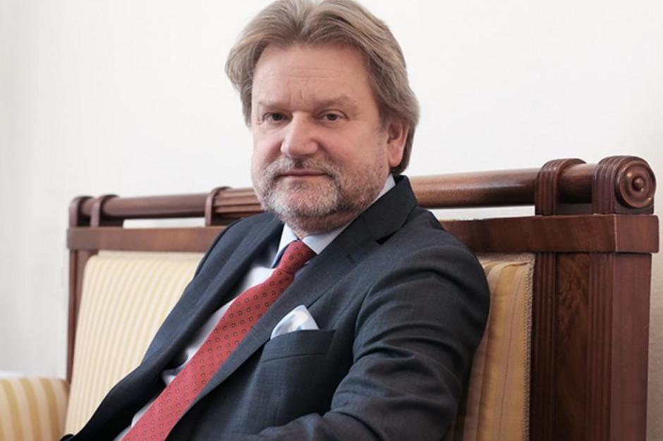 Jarosław Pinkas złożył rezygnację. Nie będzie już szefem GIS