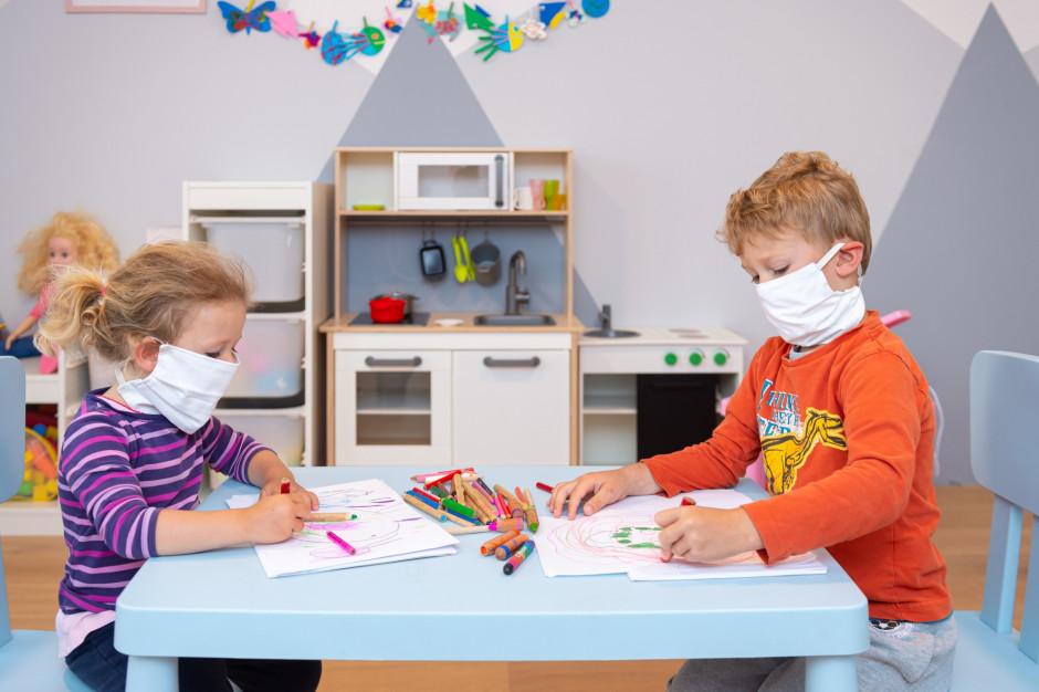 Koronawirus. Przedszkola działają w całej Polsce