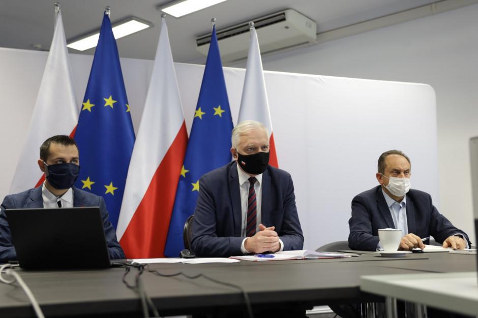 Jarosław Gowin zapowiada dobre wieści dla narciarzy. Jest protokół sanitarny dla branży