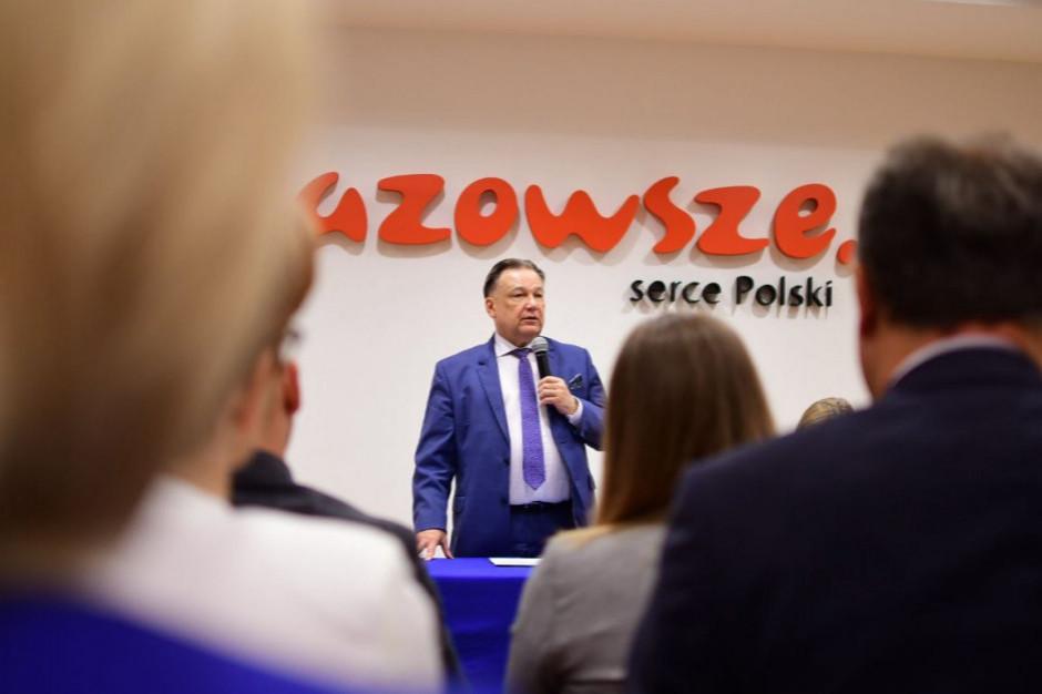 Budżet Mazowsza na 2021 r.: ponad miliard na inwestycje