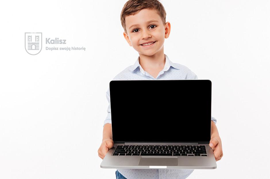 Kalisz: Miasto pozyskało 263 tys. zł na laptopy dla uczniów i nauczycieli