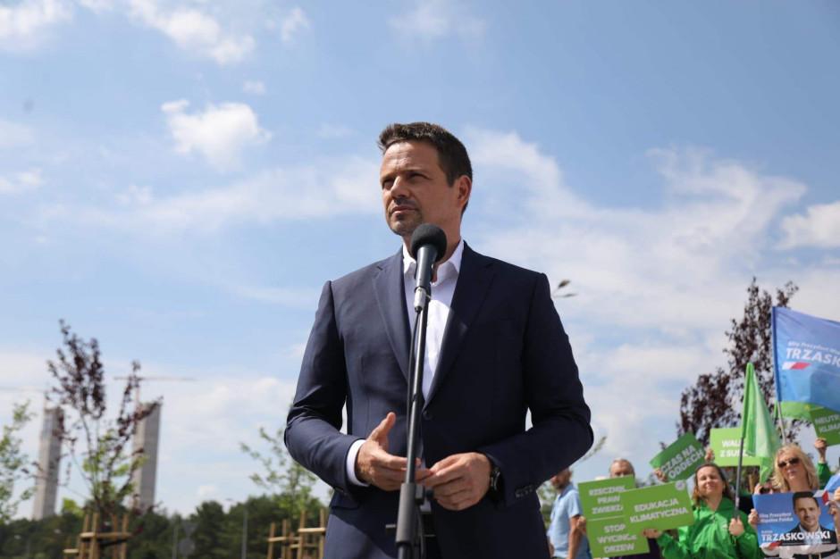 Trzaskowski: Samorządu potrzebują nowych funduszy