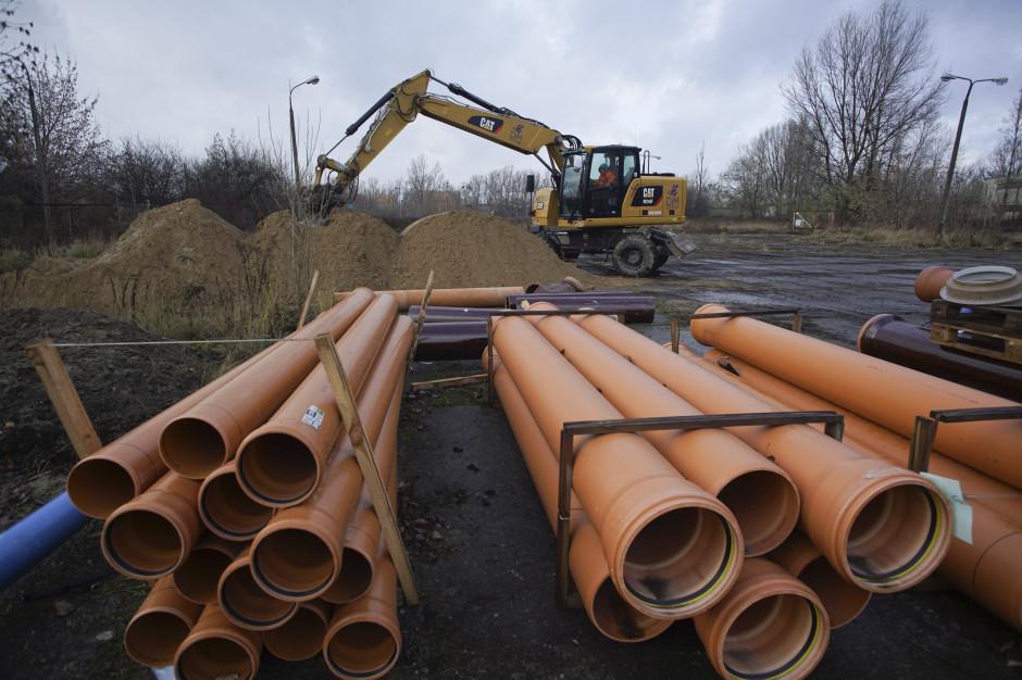 Rusza budowa nowej magistrali wodociągowej dla tzw. Pasma Pruszkowskiego
