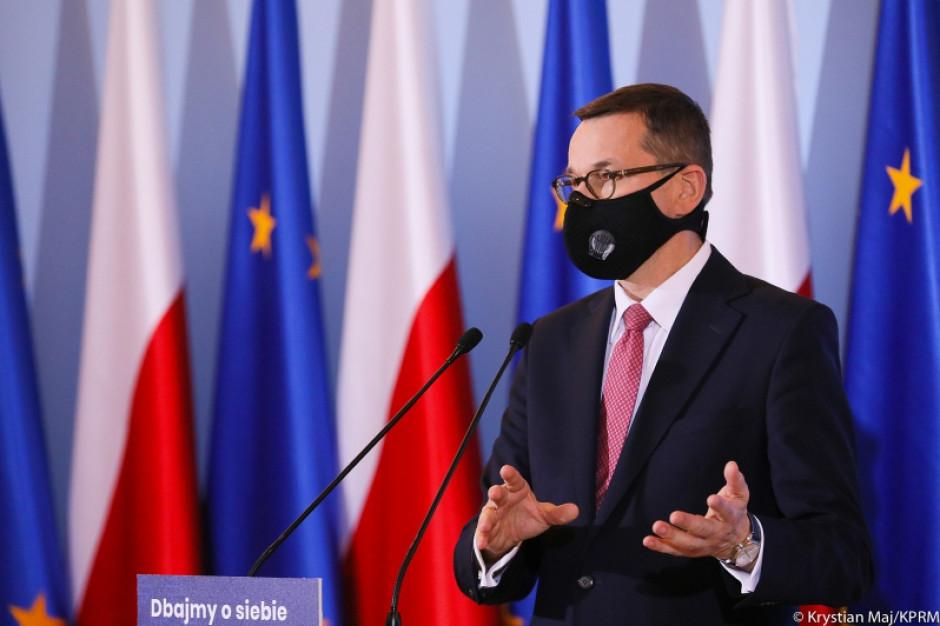 Premier: Nie ma naszej zgody, by arbitralnie podejmować decyzje o środkach UE