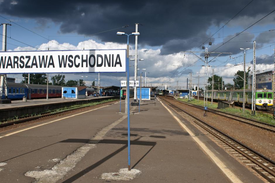 Stacja Warszawa Wschodnia zostanie zmodernizowana. Przetarg na początku 2022 r.