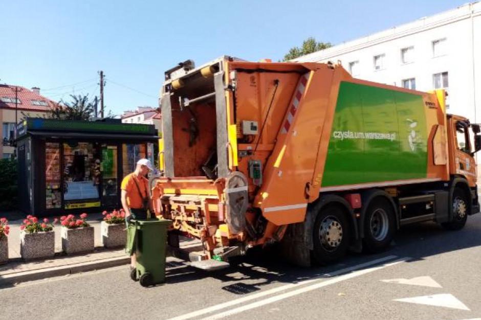 Warszawa zmienia sposób naliczania opłaty za wywóz odpadów