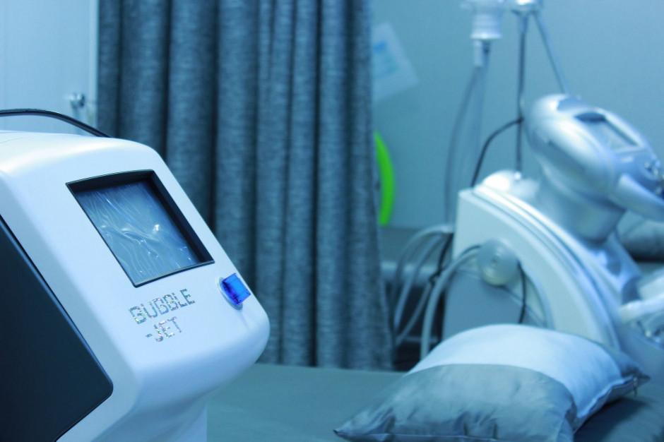 Większość szpitali tymczasowych będzie gotowa w pierwszej połowie grudnia