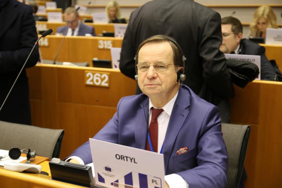 Rozłam w polskim przedstawicielstwie w Komitecie Regionów