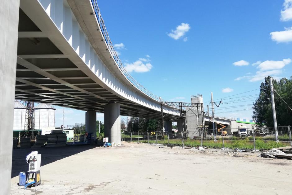 Otwarto wiadukt nad torami kolejowymi w Sokółce