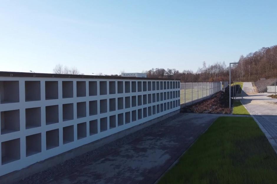 Kraków: Powstał cmentarz komunalny w formule PPP