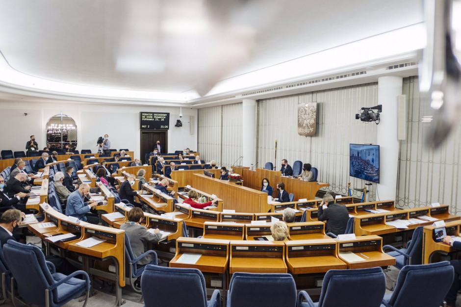Senat za nowelą, ale z poprawkami, w sprawie opiniowania inwestycji w ochronie zdrowia
