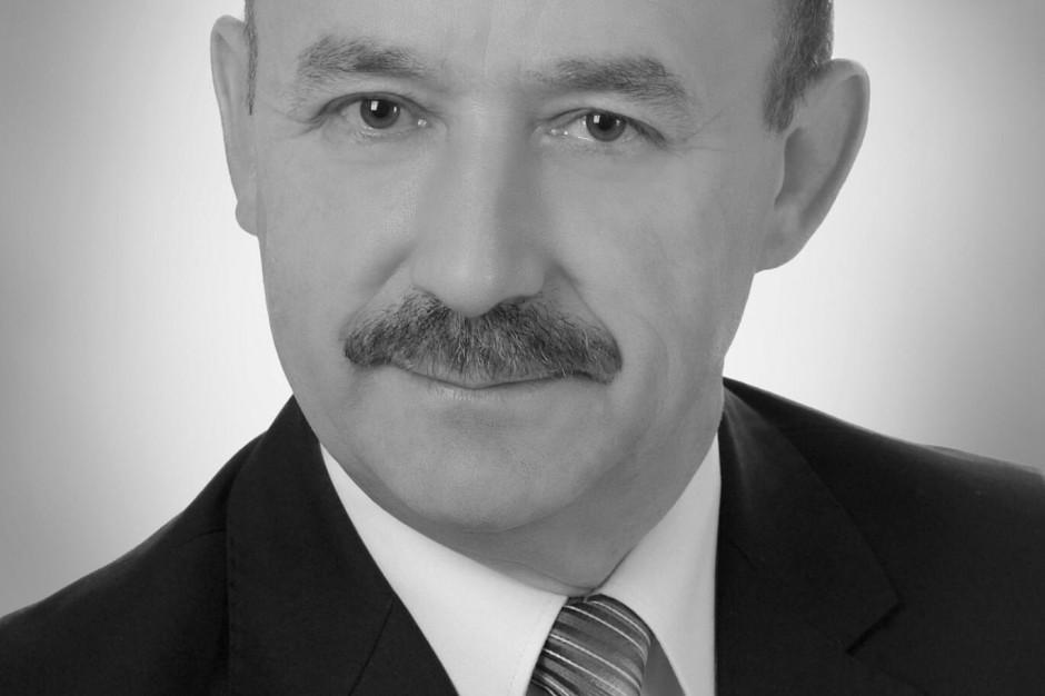 Zmarł Kazimierz Węgrzyn - samorządowiec i pełnomocnik powiatowy PiS w Sanoku