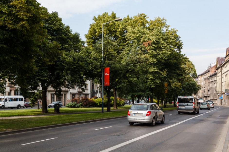Kraków: Aleje Trzech Wieszczów zostały wpisane do rejestru zabytków