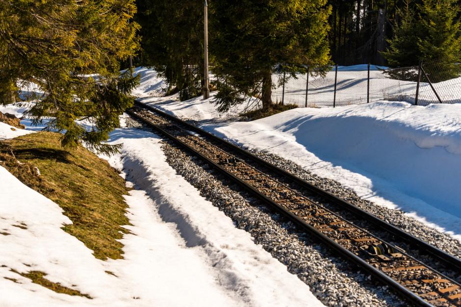 Wkrótce koleją będzie można dojechać do Wisły Głębiec