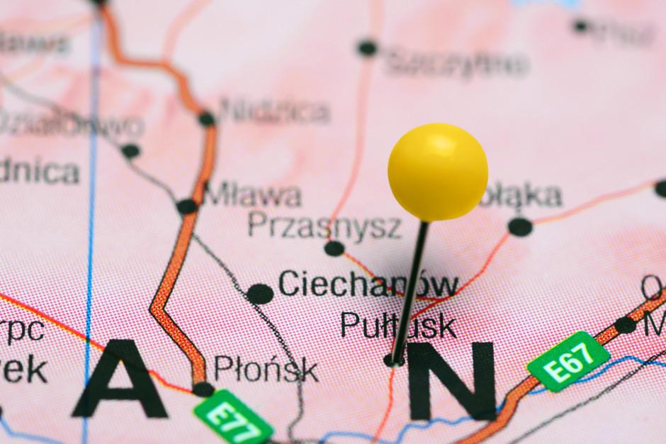 Będzie przetarg na budowę obwodnicy Pułtuska