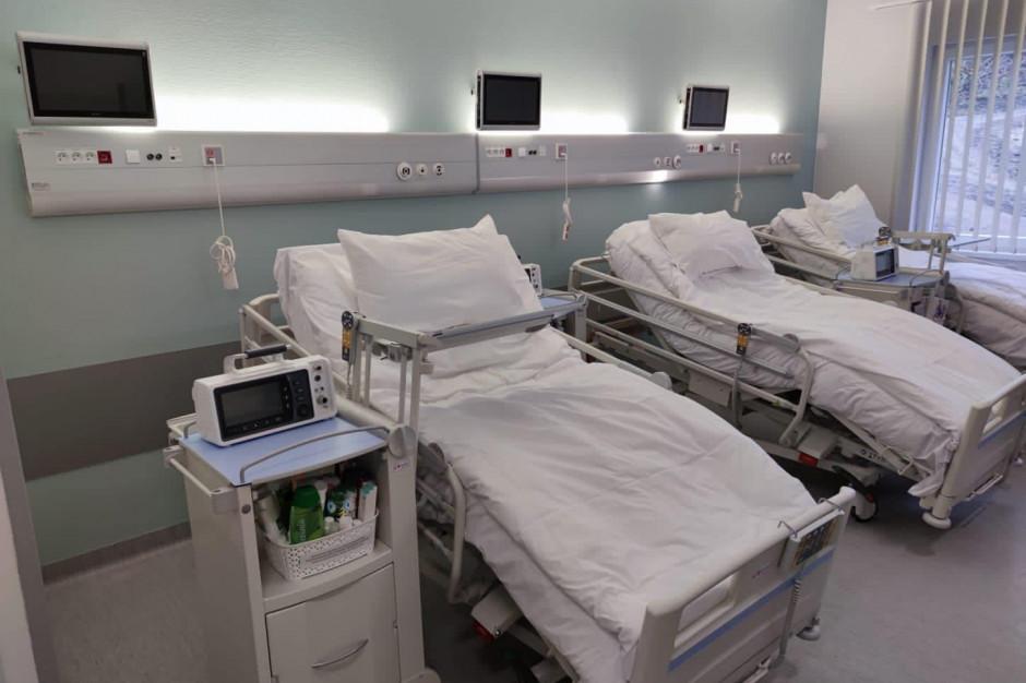Nowy modułowy szpital w Bolesławcu gotowy na przyjęcie pacjentów