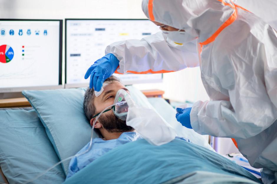 W regionach są jeszcze wolne łóżka dla pacjentów z koronawirusem