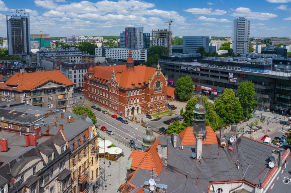 Katowice zachęcają do meldowania się w mieście