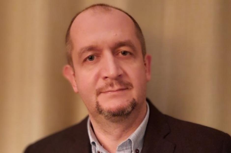 Nowy prezes Ostrowskich Inwestycji Sportowych