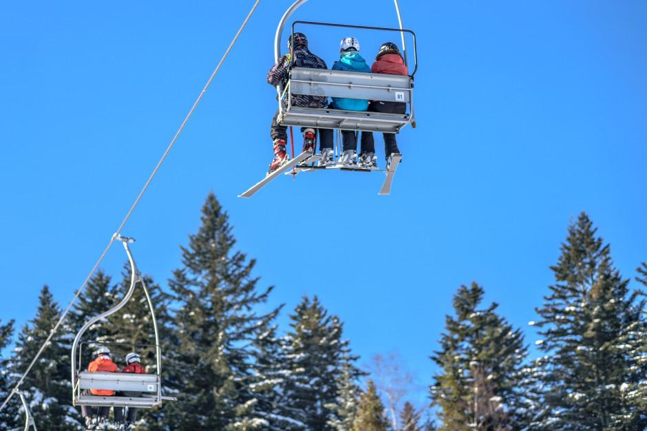 Podkarpackie: Część stacji narciarskich rozpoczna sezon zimowy