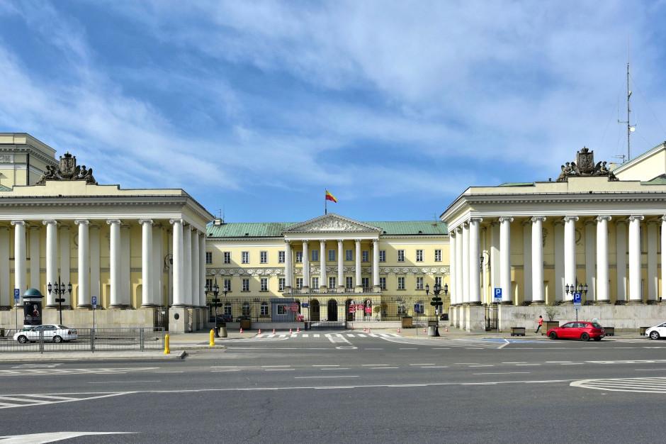 Rozpoczęła się sesja Rady Miasta Warszawy