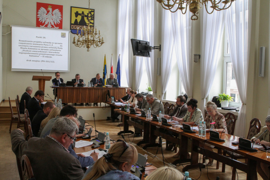 Mniej na inwestycje w przyszłorocznym budżecie Katowic