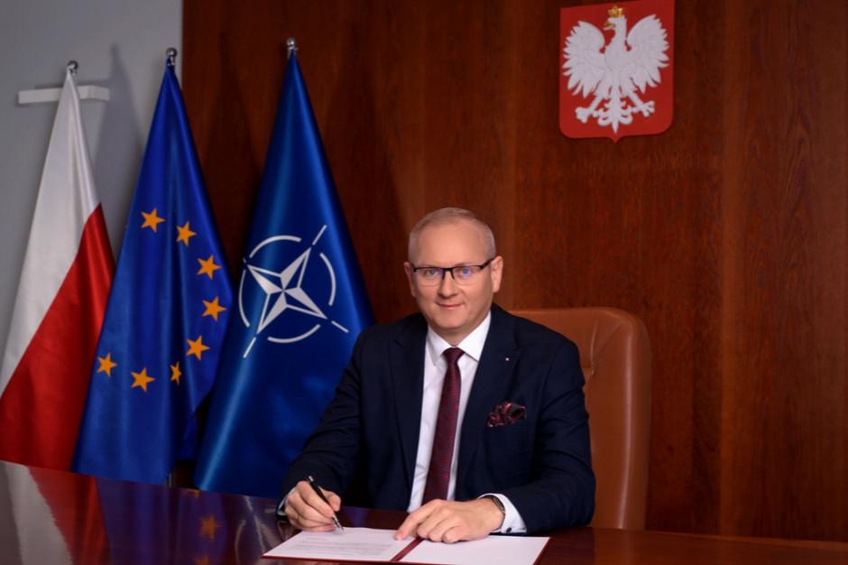 Szef MSWiA chce odwołania wojewody wielkopolskiego