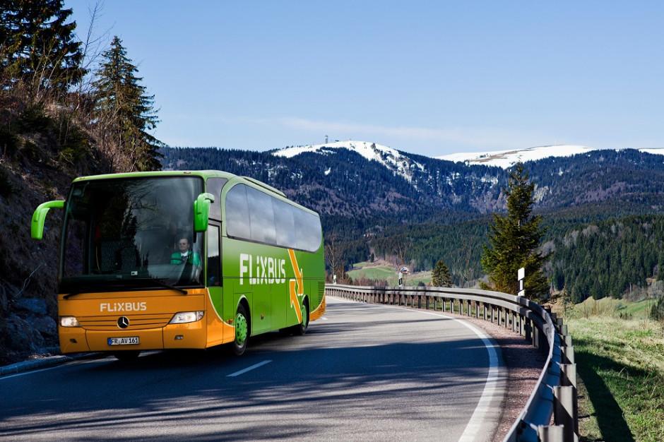 Na okres świąteczno-noworoczny Flixbus odmraża część linii