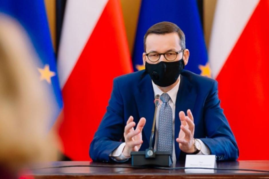 Premier: Analizujemy sprawę wojewody wielkopolskiego