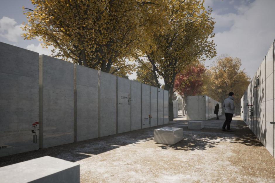 Pogrzebów w tydzień tyle, co wcześniej w miesiąc. Miasto buduje kolumbarium