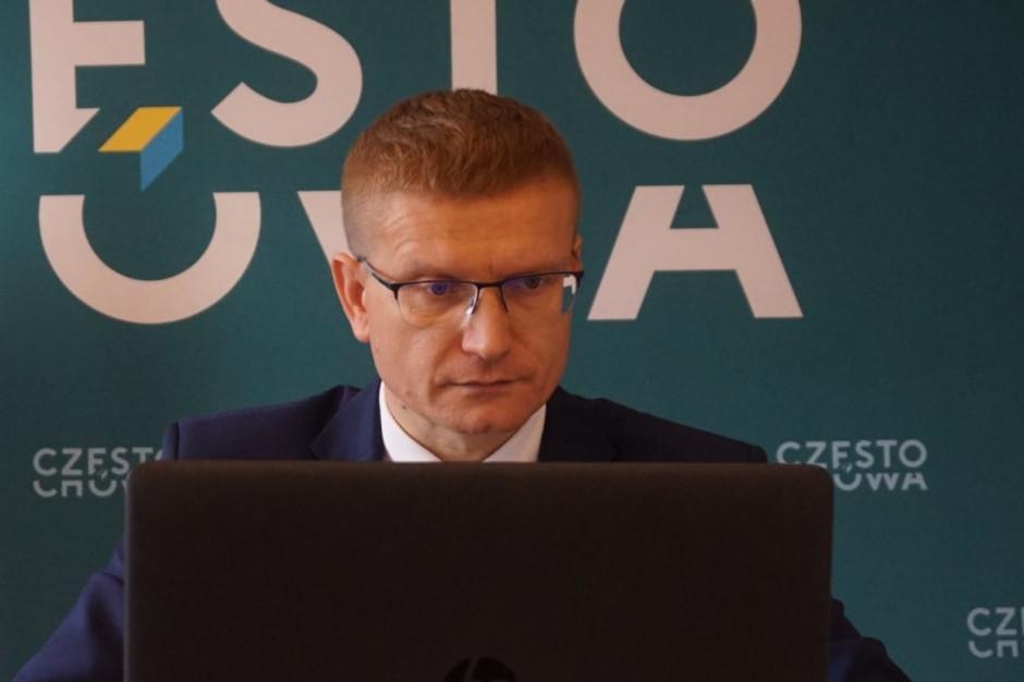 Częstochowa: Krzysztof Matyjaszczyk wiceprzewodniczącym Stowarzyszenia Miast Sanktuariów Europy