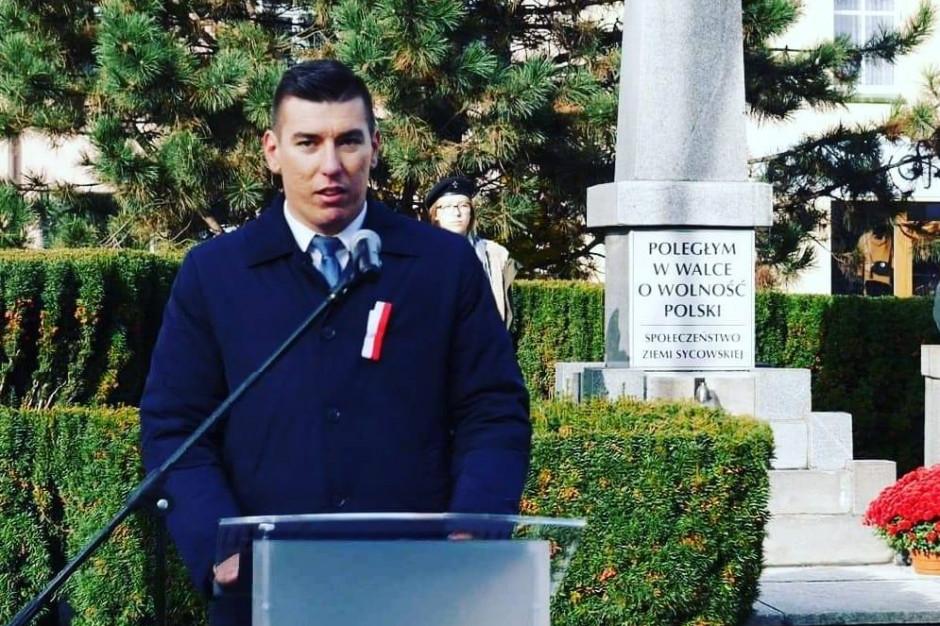 Burmistrz Sycowa może spać spokojnie. Nie będzie referendum