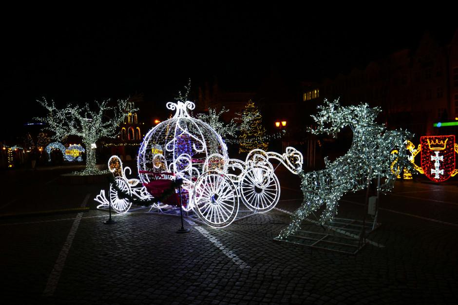 Gdańsk, Gdynia i Sopot rozbłysną na święta w nowoczesnej technologii