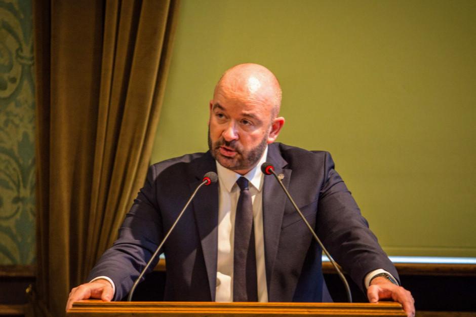 Koalicja rządząca we Wrocławiu zagrożona? Jacek Sutryk zabiera głos