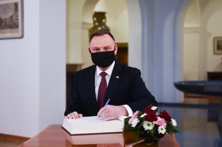 Prezydent: Jest wstępne porozumienie ws. budżetu UE