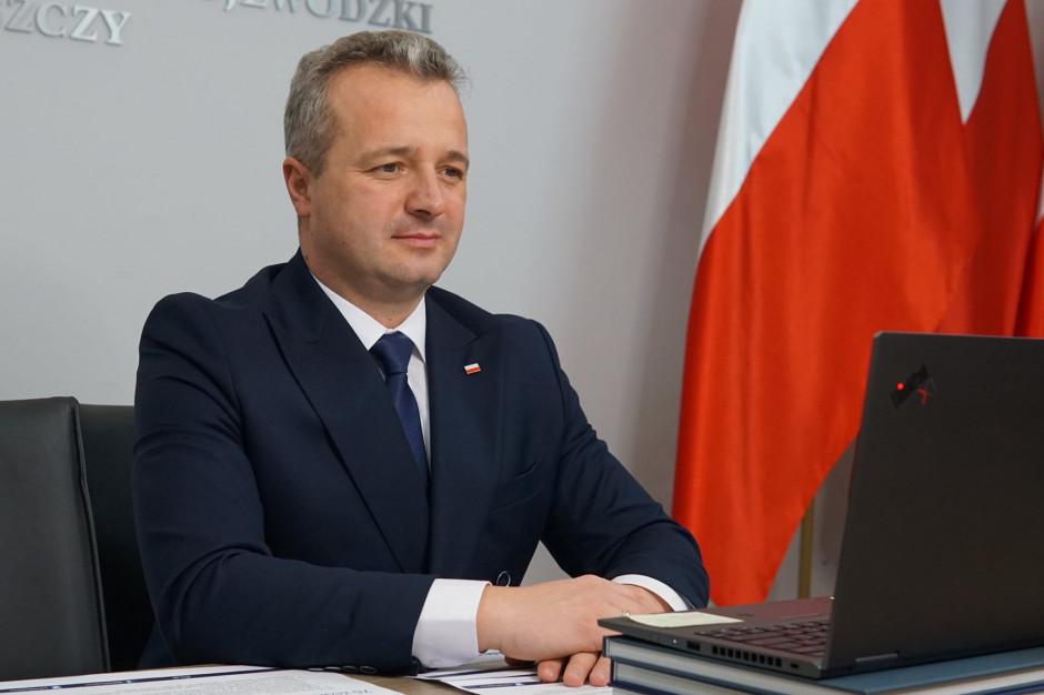 Kujawsko-pomorskie: Wojewoda podsumował pięć lat sprawowania funkcji