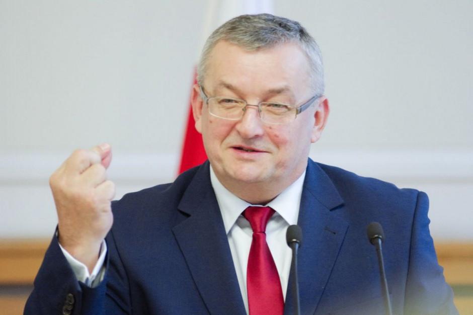 Adamczyk: mamy nowy most na Wiśle, łączymy województwa