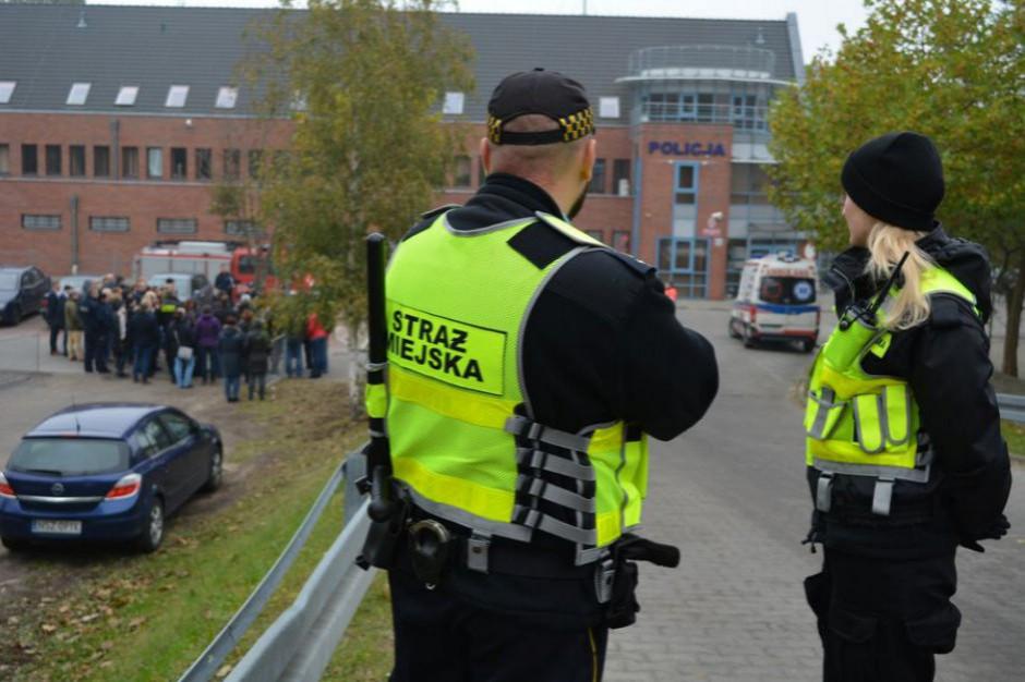 Wojewoda oddeleguje straż miejską bez pytania burmistrza