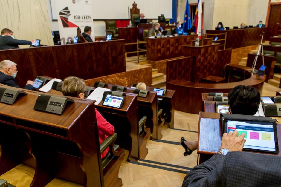 Sejmik śląski przyjął budżet województwa na 2021 r.