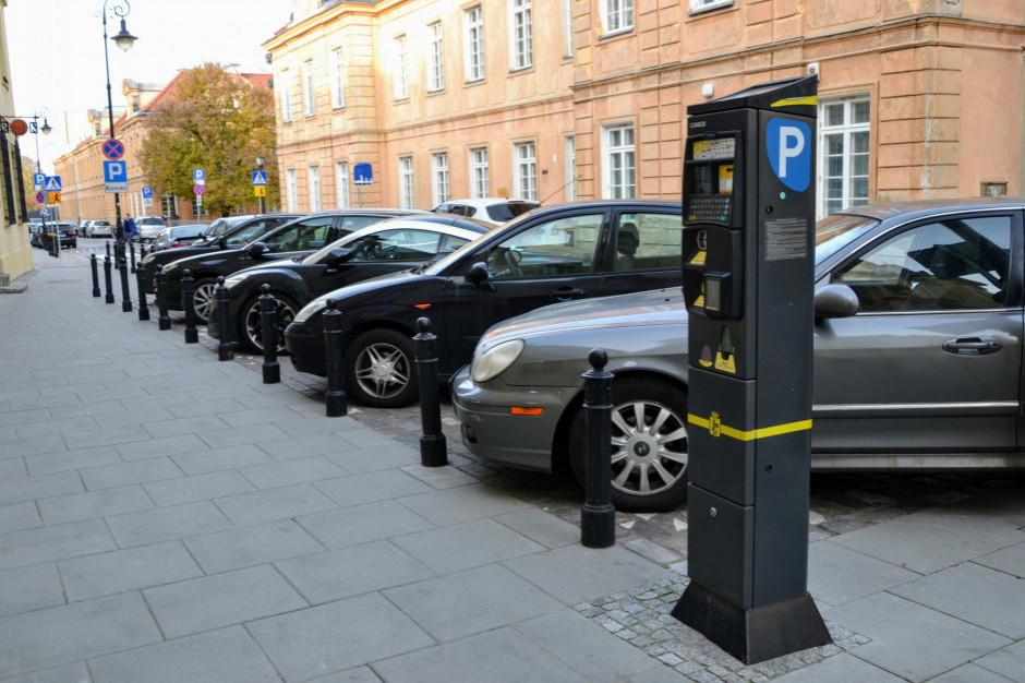 Zmiany w strefie płatnego parkowania w Warszawie po Nowym Roku