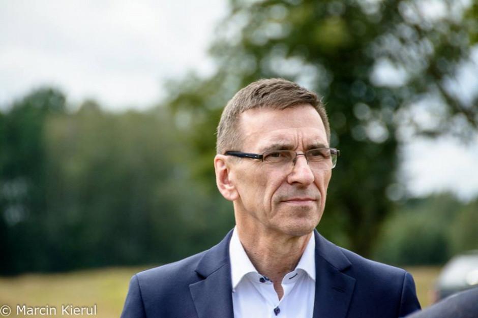 Prezydent Olsztyna Piotr Grzymowicz zakażony koronawirusem