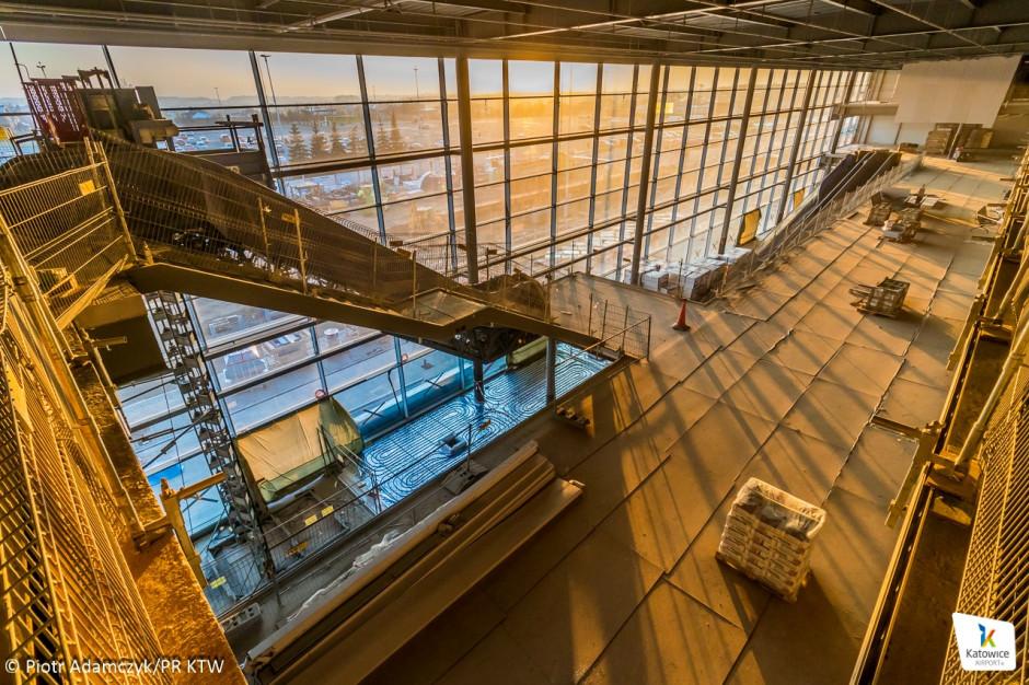 Katowice Airport rozbuduje bazę do obsługi technicznej samolotów